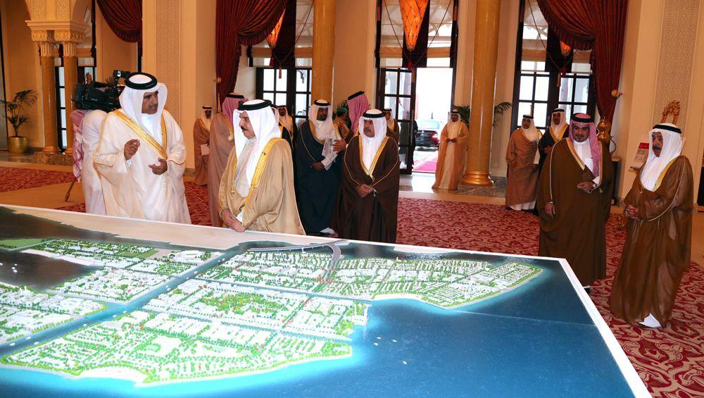 أمراً ملكياً ببناء 40 ألف وحدة سكنية جديدة