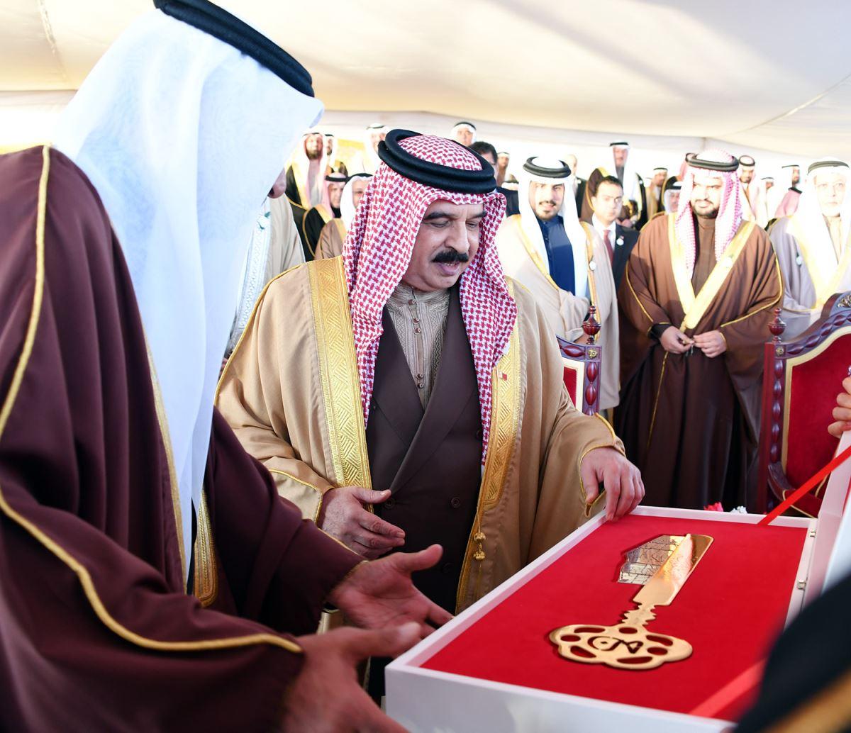 افتتاح مدينة خليفة