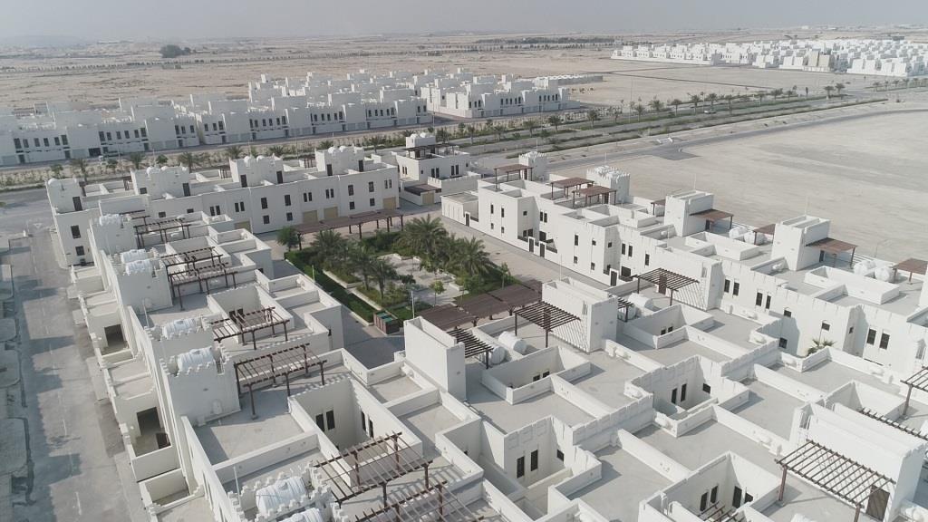 """الحمر: مرافق مدينة """"خليفة"""" ستسهم في رفع المستوى المعيشي للمواطنين"""