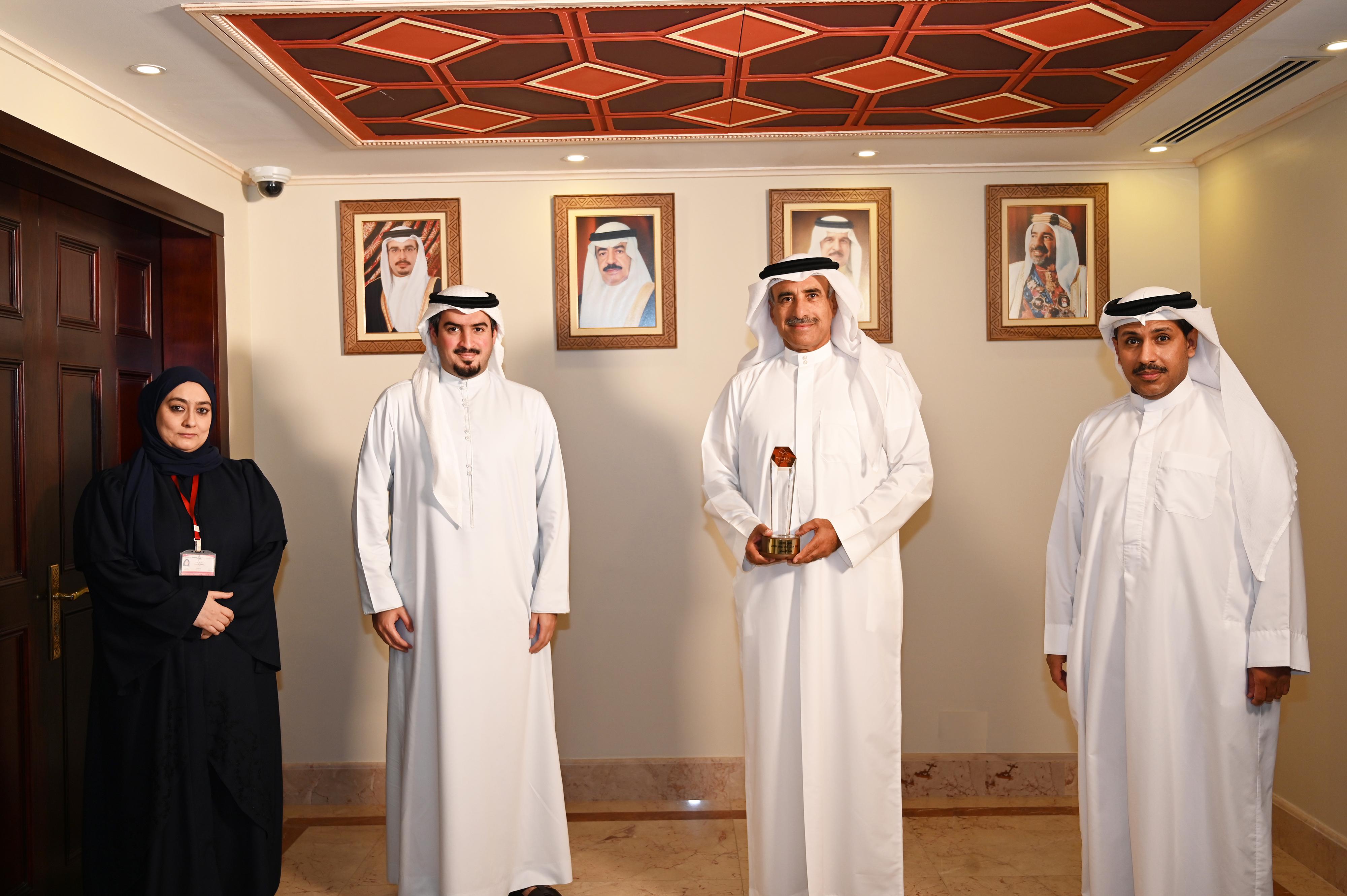 جائزة التميز في التواصل مع العملاء تترجم جهود الحكومة لخدمة المواطنين