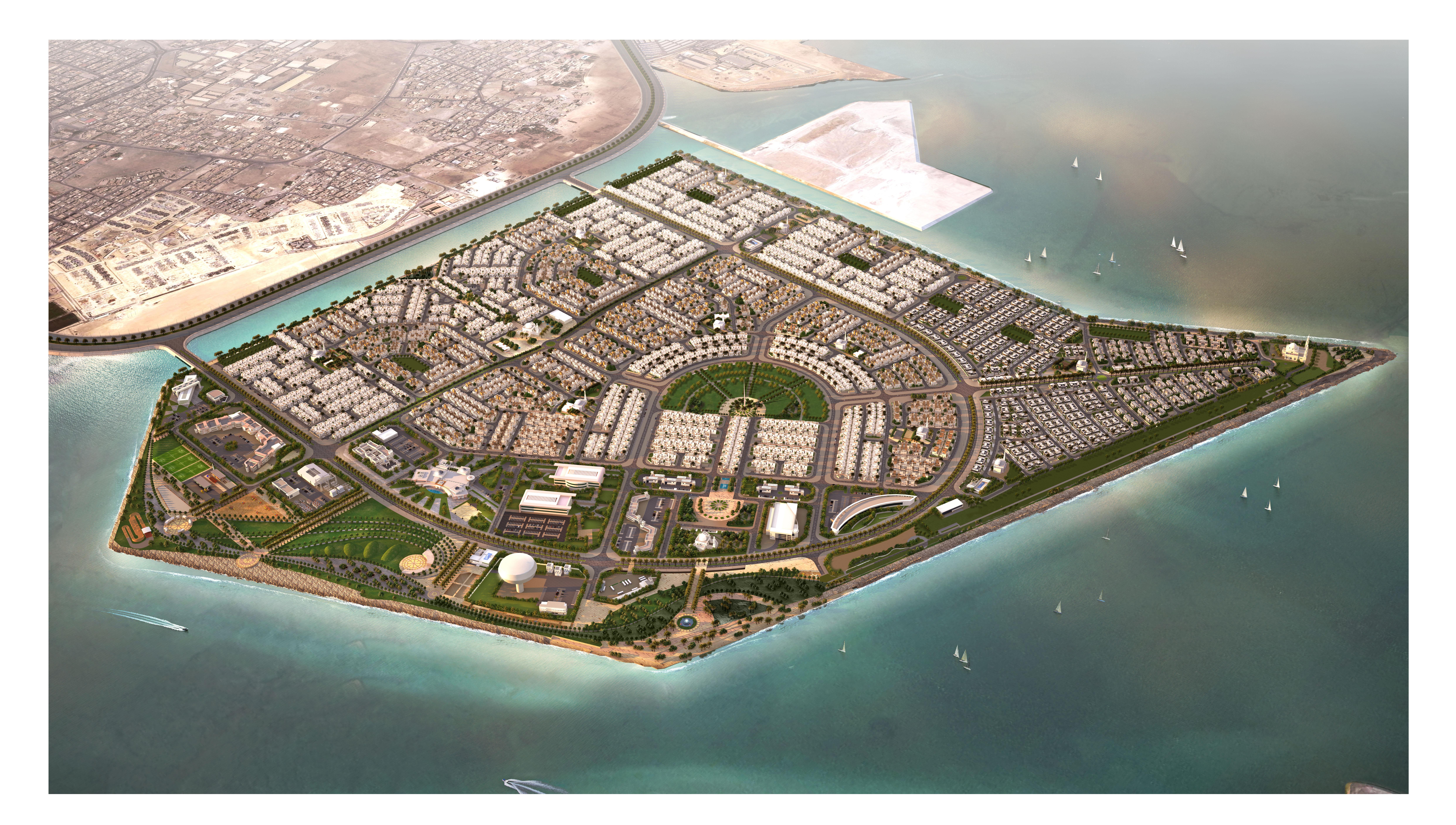 """مشروع """"شرق سترة"""" يشهد تسارع ملحوظ لتوفير أكثر من 3000 وحدة سكنية"""