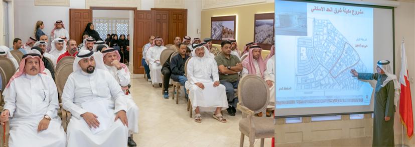 وزير الإسكان يعلن البدء بتوزيع 487 وحدة بمدينة شرق الحد