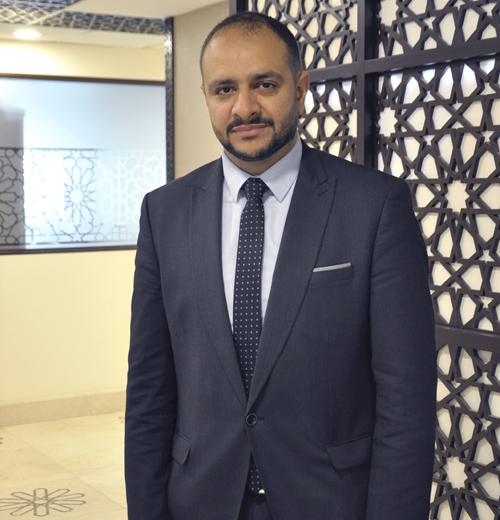 السيد هيثم سامي كمال - رئيس العلاقات العامة والإعلام