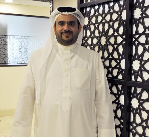 الشيخ محمد بن إبراهيم آل خليفة - مدير إدارة الموارد البشرية والمالية