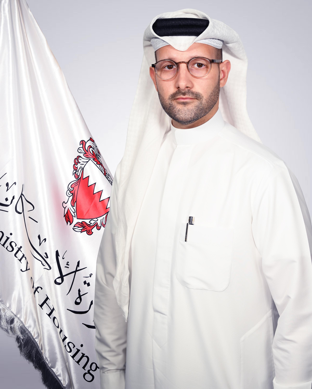 المهندس محمد عبدالعزيز رشدان - مدير إدارة إنشاء وصيانة المشاريع الإسكانية